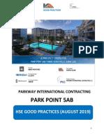 Good Practice August 2019