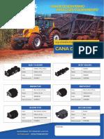 Catalogo Linha Cana