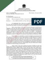 Obras No Aeroporto de Fortaleza - Relocação de Auxílios à Navegação - 18_ASDTE_7700 - 03-05-2018 - Ofício Simples