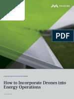 Drones para la energía