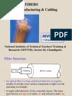 Fiber Manufacturing& Cabling