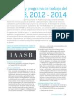 EstrategiayprogramadetrabajodelIAASB20122014