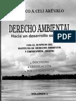 Derecho Ambiental Hacia Un Desarrollo Sostenido (Marco a. Celi Arevalo)