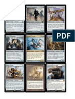 Proxies for construct deck MTG