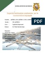 Impacto Ambiental de La Concentradora Toquepala