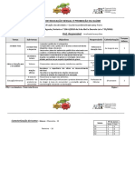Planificação PES 2018-8º1