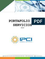 Portafolio Ipci 2019 Cdmx