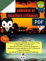 6to Concurso Calaveras 2019
