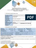 Guía de Actividades y Rubrica de Evaluación - Paso 3-Diagnostico Contextual