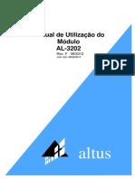 Manual de UTILIZAÇÃO do modulo AL-3202