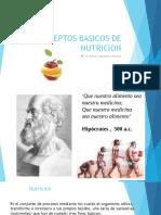 Conceptos Basicos de Nutricion