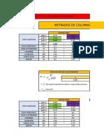 Predimencionamiento y Metrados de Cargas