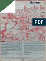 Itinerario Domus n. 015 Mies van der Rohe e Berlino  Domus 015 D676 86Mies Berlin Low