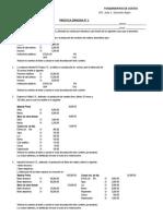 Practica de contabilización de costos