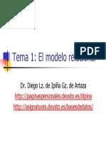 modelo relacionala
