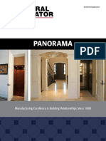 Rsidential Panorama Home Elevator Brochure 2018