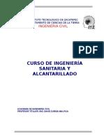 Apuntes de Alcantarillado1