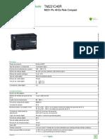 Controlador Lógico - TM221C40R Schneider Electric