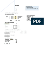 CrossFit Macro Calculator