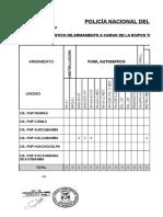 CUADRO ESTADISTICO DE  ARMAMENTO 01 (1) (1) (1) (2)