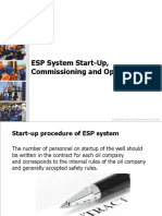 Esp System Start-up,Commissioning and Operation_last