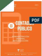 Manual Administración General UNCAUS