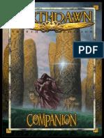 Earthdawn 4E - Companion