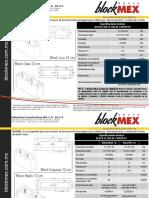Fichas tecnicas block comun.pdf