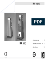 m20_manual - Molino Ika