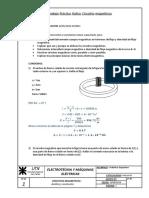 Trabajo Práctico Circuitos Magneticos