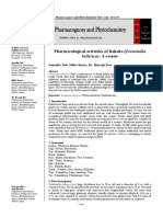 Pharmacological activities of Baheda (Terminalia bellerica) A review.pdf