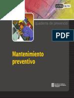 mantenimiento preventivo - Jose Nina