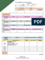 Formato de Planeacion Tercer Grado - Copia