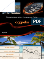Hybrid Power Plant for Caribbean Utility Vespañol