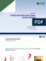 EIC 322 - Clase11 Mecánica de Fluidos [Hidrostatica]