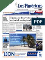 DIARIO LAS AMÉRICAS Edición digital del lunes 14 de octubre de 2019