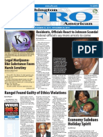 Washington D.C. Afro-American Newspaper, 20, 2010