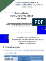 11ºano SERMÃO CAP IV Defeitos Dos Peixes
