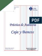 Caja y Bancos El Primero, S.a. Para Maestrandos