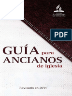 PEPE, Gabriela S., ed. (2014). Guía para ancianos de iglesia. Buenos Aires. ACES.