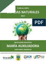Plan de Area Ciencias Naturales Santuario