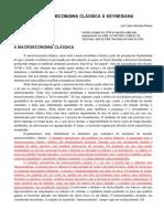 Aula 3 -A Macroeconomia Clássica.doc