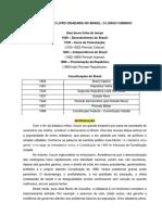 Resumo Do Livro Cidadania No Brasil