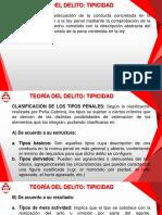 Teoría Del Delito - Tipicidad-1