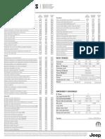 Ficha Técnica Jeep Compass 2020