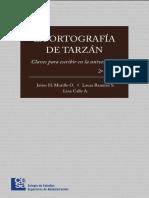 La Ortografia de Tarzan 2 Edicion