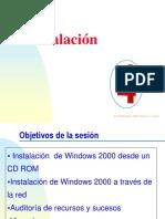 Introducción windows 2000 server