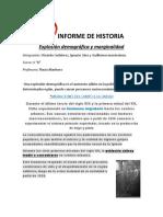 Informe de Historia 2019