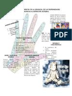 Estrés y Salud Mental en La Infancia Infografia 1