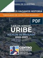 Carlos Manuel Uribe